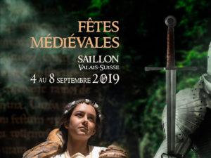 fêtes médiévales saillon