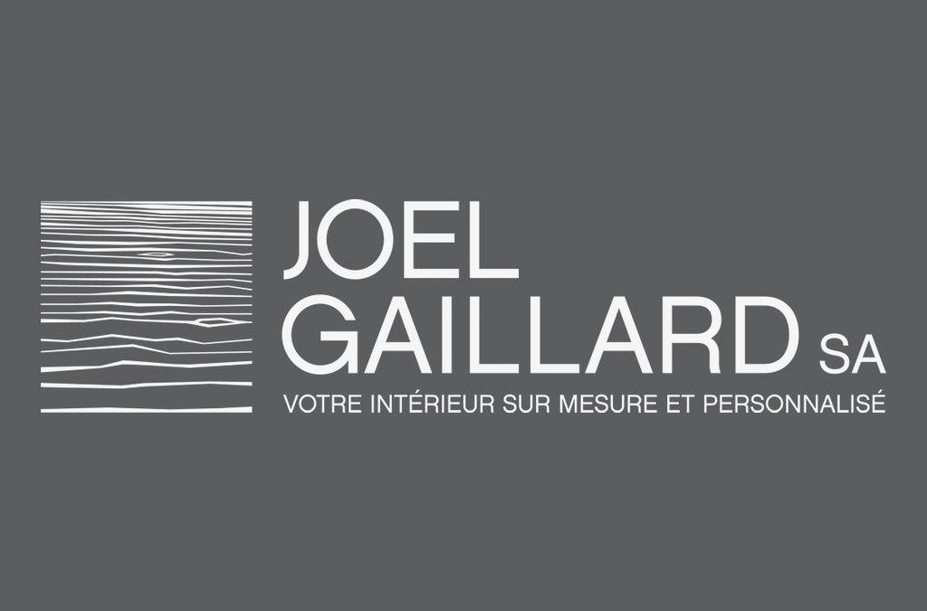 logo Joël Gaillard SA