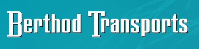 Logo Berthod Transports