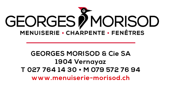 Logo Georges Morisod & Cie SA