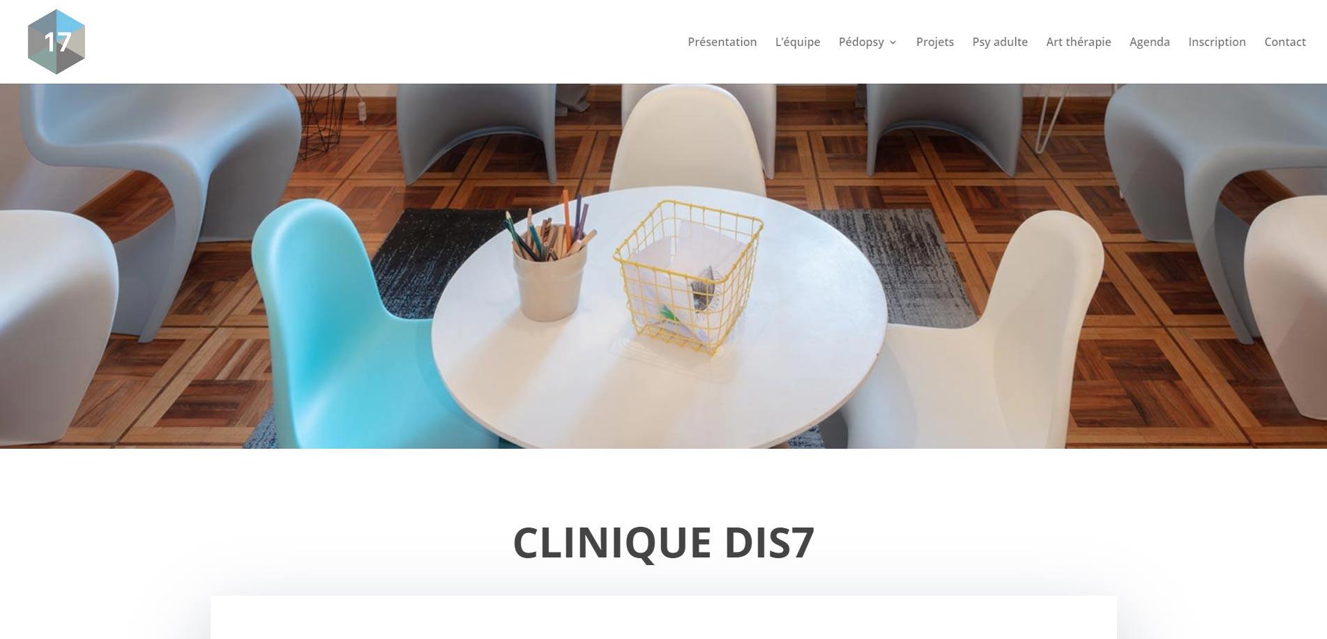 Dis7 website