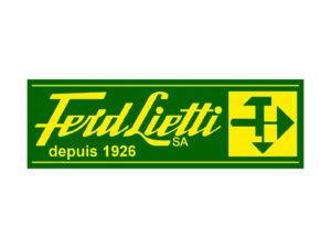 Logo Ferd. Lietti SA
