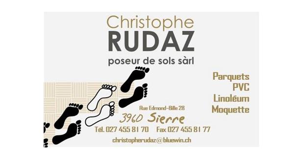 Logo Christophe Rudaz Sàrl