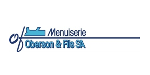 Logo Menuiserie Oberson & Fils SA