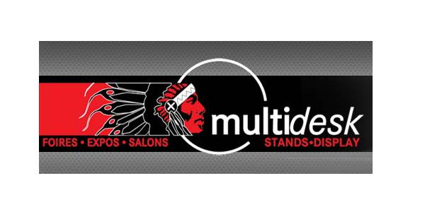Logo Multidesk SA