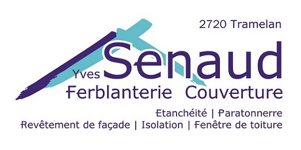 Logo Yves Senaud Ferblanterie Couverture