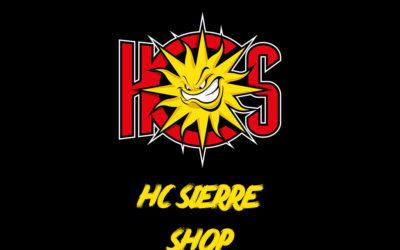 HC Sierre Shop
