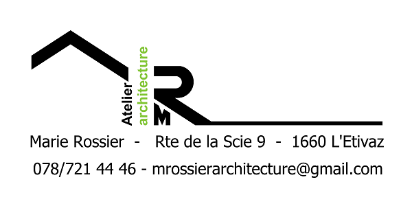 Logo Atelier Architecture Marie Rossier