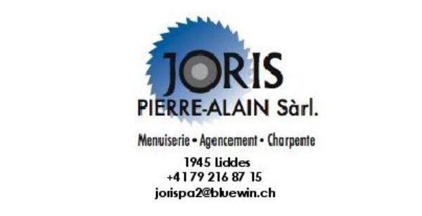 Logo Joris Pierre-Alain Sàrl