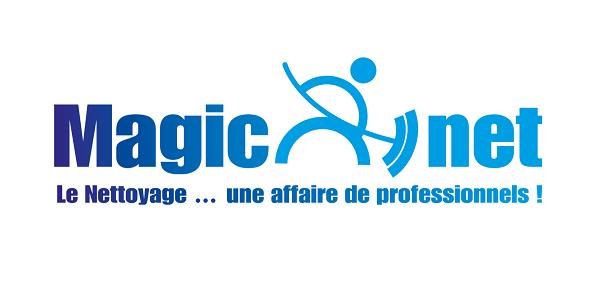 Logo Magic Net Nettoyage Sàrl