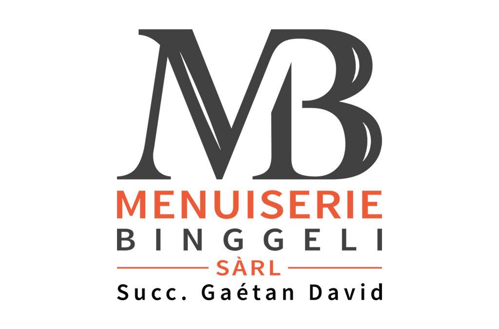 Logo Menuiserie Binggeli Sàrl