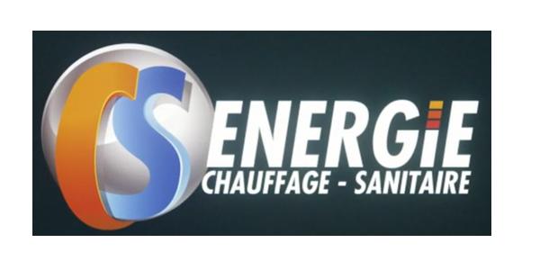 logo CS énergie chauffage sanitaire