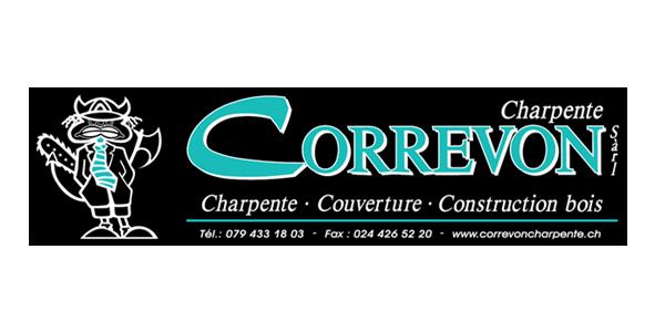 logo Correvon Charpente Sàrl