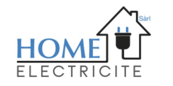 logo Home Electricité Sàrl