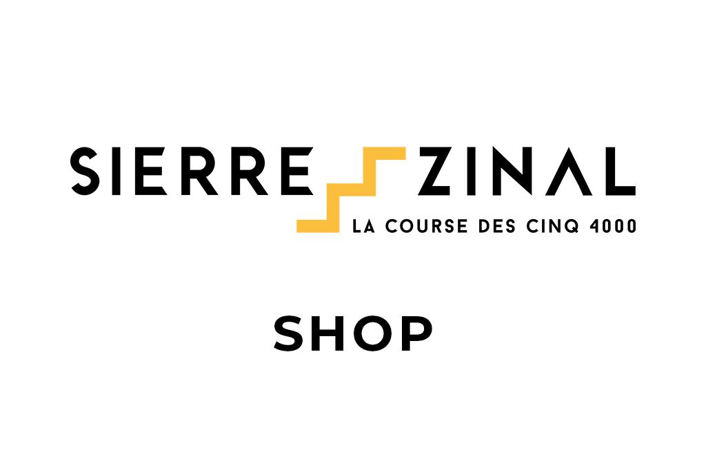 Sierre Zinal Shop