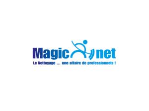 Logo Magic Net Nettoyages Sàrl Genève