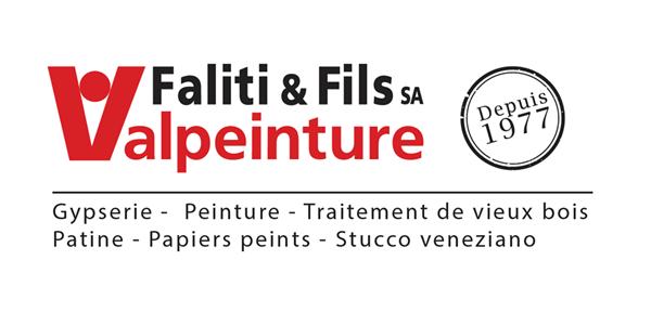 Logo Valpeinture Joseph Faliti & Fils SA